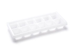 Ice cube tray Royalty Free Stock Photo