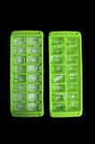 Ice Cube Trays Royalty Free Stock Images