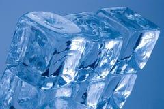 Ice cubes Stock Photo