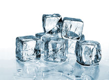 Ice cubes 2 Stock Image