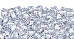Ice Cubes. Stock Photo