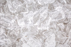 Ice Cubes Abstract Background I Stock Photography