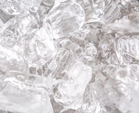 Ice Cubes Abstract Background II Stock Images