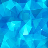 Ice cubes abstract vector background Royalty Free Stock Photo