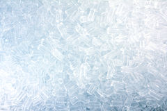Ice cubes backgroun Royalty Free Stock Images