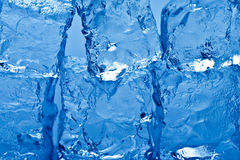 Ice cubes background Royalty Free Stock Photography
