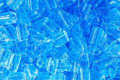 Ice cubes for drinks Royalty Free Stock Image