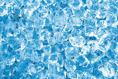 Ice cubes texture Royalty Free Stock Photo
