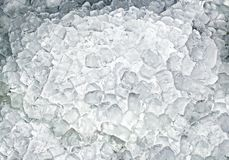 Ice Cubes With Back-light Royalty Free Stock Photography