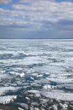 Ice drift Stock Photography