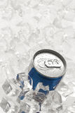 Ice and drink Royalty Free Stock Photography