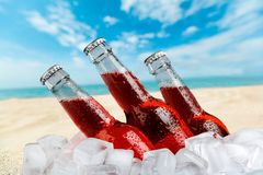 Ice Drinks Royalty Free Stock Photo