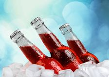 Ice Drinks Royalty Free Stock Photography
