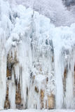 Ice fall Stock Photography