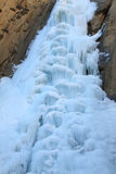 Ice-fall Royalty Free Stock Photography