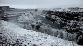 Ice Falls Stock Photos