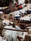 Ice Festival Royalty Free Stock Photo