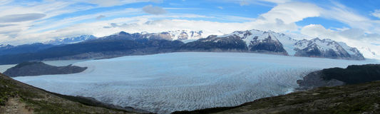 Ice fields of Patagonia Stock Photos