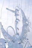 Ice figure Royalty Free Stock Photos