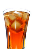 Ice filled soft drink Stock Photos