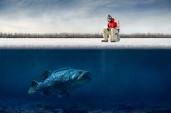 Free Ice Fishing Stock Photos - 29472783
