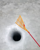 Ice Fishing Royalty Free Stock Photo