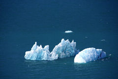 Ice floe. In Tracy Arm fjord, Southeast Alaska Stock Photo