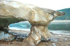The ice floe. Stock Photo