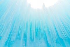 Ice Floe Cascade stock photo