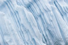 Ice Formation Royalty Free Stock Photos