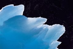 Ice Formation Royalty Free Stock Photo
