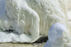 Ice Formation Stock Images