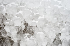 Ice formations Stock Photography