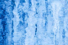 Ice formations Royalty Free Stock Photography
