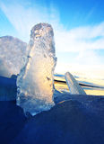 Ice forms Royalty Free Stock Images