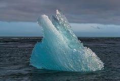 Ice fragment Royalty Free Stock Photo