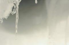 Ice freeze Royalty Free Stock Image