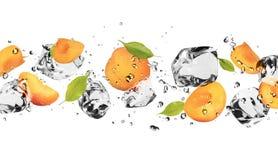 Ice fruit Royalty Free Stock Photo