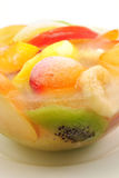 Ice fruits Royalty Free Stock Photos