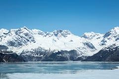 Ice in Glacier Bay Stock Images