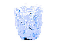 Ice Glass Royalty Free Stock Photo