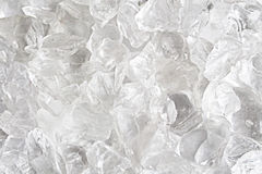 Ice and glass texture. Photo Royalty Free Stock Image