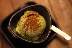 Ice green tea Stock Photography