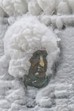 Ice hat Royalty Free Stock Photos