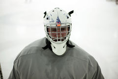 Ice-hoceky player Royalty Free Stock Photography