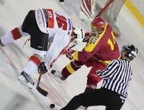 Ice hockey Stock Photo
