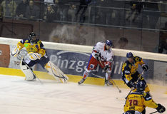 Ice Hockey Stock Photos