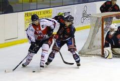 Ice hockey Stock Images