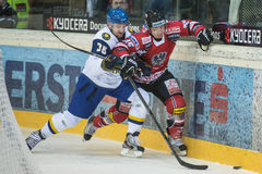 Ice hockey Stock Image