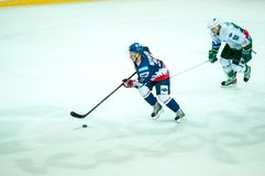 Ice hockey competitions Stock Images